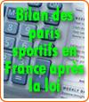 Bilan des paris sportifs en France après la loi, un vrai désastre.