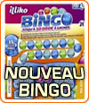 Le nouveau jeu Bingo de la FDJ : 10000 € au grattage.
