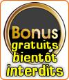 La chasse aux bonus gratuits des sites de poker par les députés.