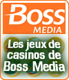 Boss Media, (Gtech G2) un fournisseur de jeux de casinos excellent grâce à sa créativité.