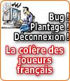 Les différents bugs constatés des logiciels de poker en ligne en France.