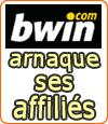 Bwin arnaque tous les anciens affiliés de guides de paris sportifs avec bewinners.com.
