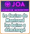 Montrond-les-Bains possède désormais un nouveau casino Joa.