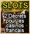 Casinos français : les joueurs pourront jouer après la fermeture des jeux de table.