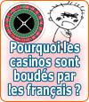 Les casinos terrestres en France, victimes de leur image ?