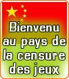 La Chine censure les sites de jeux d'argent en ligne.