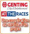 La coopération de Genting et ATR sur un projet commun.