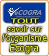 L'organisme eCOGRA protège les joueurs de casinos, de poker et de paris sportifs en ligne.