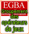 L'EGBA ou l'European Gaming and Betting Association, un organisme qui défend les opérateurs de jeux.