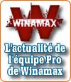 Alexia Portal et Guillaume de la Gorce ne font plus partie de l'équipe Winamax.