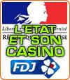 L'Etat Français et son casino perpétuel, celui de la Française des Jeux.