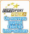 Eurosport Poker lance une émission sur le poker.