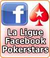 Jouer au poker sur Facebook avec la Ligue Facebook Pokerstars.