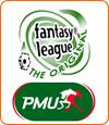 La Fantasy League du Pari Mutuel Urbain (PMU).