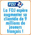 La FDJ mise sur son site Internet pour développer son chiffre d'affaires.