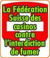 Une loi sur l'interdiction de fumer dans les casinos en Suisse ?