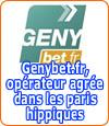 GenyBet lance son site de paris hippiques.