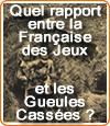 Les Gueules Cassées, l'association qui a inventé le Loto Français.