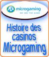 Microgaming, un succès sans précédent dans les jeux de casinos en ligne.