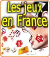 Les différents types de jeux d'argent en France.