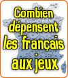 Combien dépensent les français dans les jeux d'argent ?