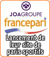 Le partenariat entre Joa-Groupe et France Pari.