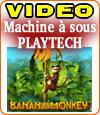 Notre avis sur la machine à sous Banana Monkey de Playtech.
