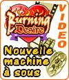 Burning Desire, une machine à sous Microgaming au thème plutôt flamboyant.