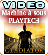 Playtech adapte en machine à sous le film Gladiator.