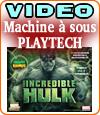 The Incredible Hulk, démo et notre avis sur ce slot de marque Playtech.