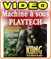 King Kong, démo et notre avis sur ce slot de qualité de marque Playtech.