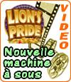 Lion's Pride, démo et notre avis sur ce slot de marque Microgaming.