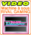 Doo-Wop Daddy-O!, une machine à sous de Rival Gaming.