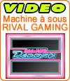 Doo-Wop Daddy-O!, une machine à sous de Rival Gaming.