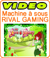 Nouvelle machine à sous de Rival Gaming, For Love and Money.