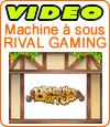 Notre avis sur la machine à sous Roll Out The Barrels de Rival Gaming.