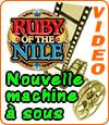 Ruby of the Nile est une machine à sous originale de par son fonctionnement.