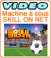 World Soccer de SkillOnNet: notre avis sur cette machine à sous et son fonctionnement.