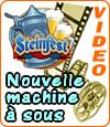 Steinfest, une machine à sous Microgaming: un jackpot de 90.000 €.