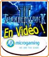 ThunderStruck II, notre avis sur cette machine à sous de Microgaming.