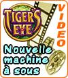 Tiger's Eye, démo et notre avis sur ce slot de marque Microgaming.