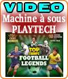 Top Trumps Football Legends, un slot au jackpot intéressant en free spins.