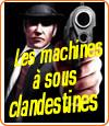 """Les machines à sous clandestines en France, nommées les """"gagneuses""""."""
