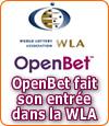 OpenBet fait dorénavant partie de la Word Lottery Association (WLA).
