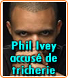 Phil Ivey accusé de tricherie au jeu du punto banco.