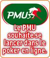 Le PMU va se lancer dans le poker en ligne avec Poker Gaming.
