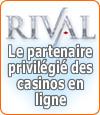 Rival Powered, le partenaire des opérateurs de casinos en ligne.