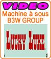 B3W Group lance la machine à sous Lucky Luke.