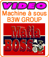 La machine à sous Mafia Boss est conçue pour les joueurs modérés.