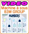 La machine à sous Numbers de B3W est axé sur les mathématiques.